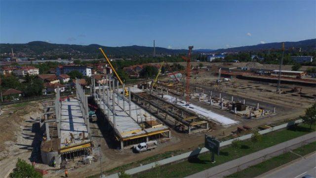 Širbegović gradi najveći tržni centar u Bosni i Hercegovini