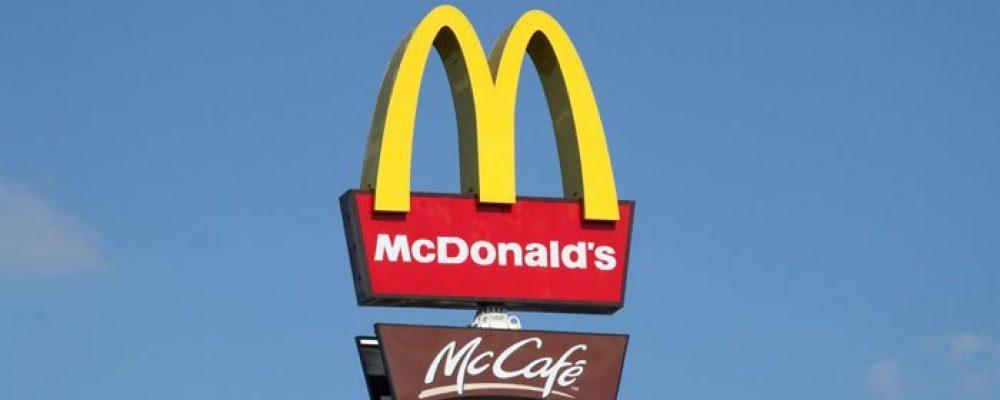 McDonald's: Najveći skok prodaje u posljednjih pet godina