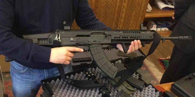 Ovako izgleda prva bh. puška (FOTO)