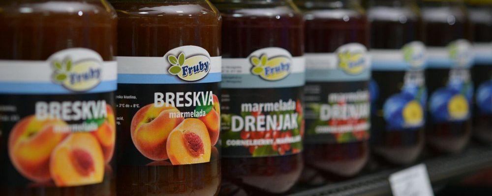 Vegafruitovi brandovi na američkom tržištu